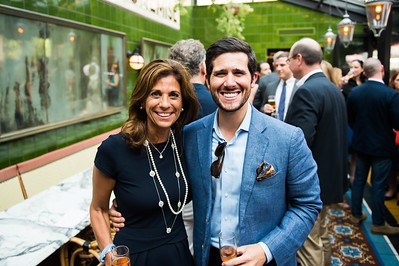Roberta Liss, Anthony Balestrieri. Dine-N-Dash VIP Event. June 15, 2016. Photo by Joy Asico.