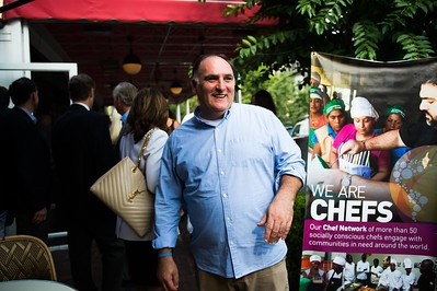 Jose Andres. Dine-N-Dash VIP Event. June 15, 2016. Photo by Joy Asico.