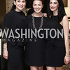 Jana Lerbach, Noelle Webster, Negeen Karimi. Photo by Tony Powell. HBS Dinner at Tiffany's. April 25, 2016