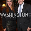 Colombia Amb. Juan Carlos Pinzon and Pilar Pinzon. Photo by Tony Powell. Dinner for Rudy Giuliani. Residence of Colombia. December 7, 2016