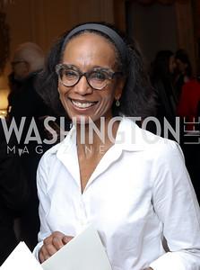 Washington Post Fashion Critic Robin Givhan. Photo by Tony Powell. Diplomacy by Design. Blair House. October 21, 2016