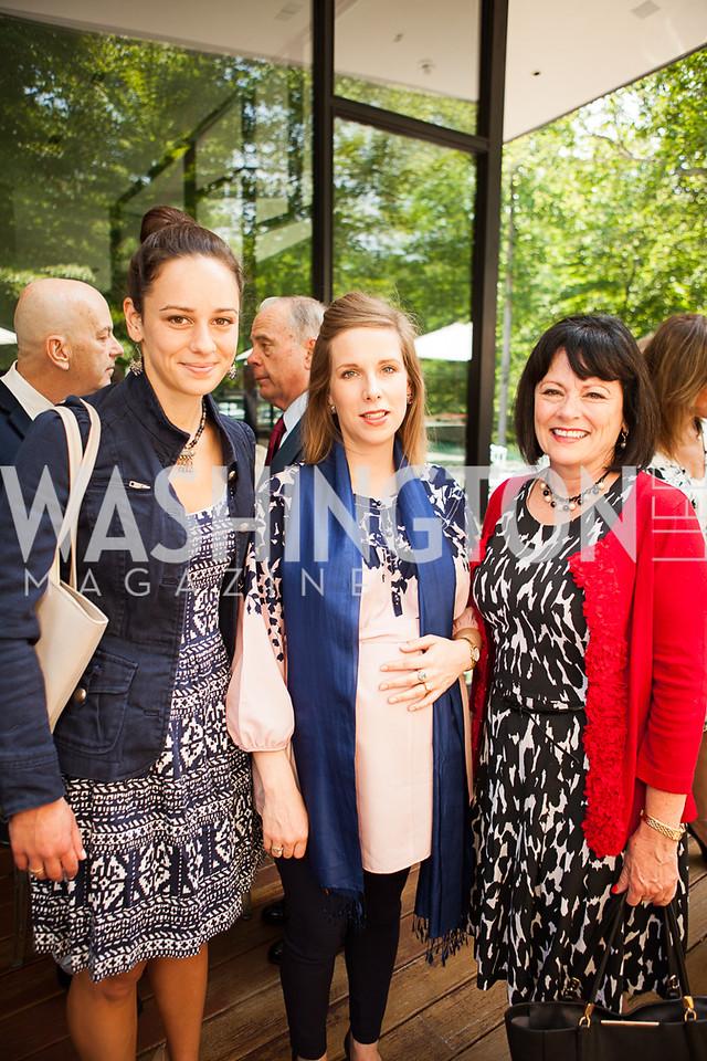 Elizabeth Harmon, Lael Mohib, Debra Zumwal