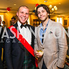Corey Landolt, Paul Ashe. Photo by Alfredo Flores. Fifth Annual Memorial Day Kick-Off and Tribute to Veterans and Veterans with Congress. Capitol Hill Club. May 24, 2016