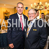 Daniel Jacobs, Rep. Ryan Zinke. Photo by Alfredo Flores. Fifth Annual Memorial Day Kick-Off and Tribute to Veterans and Veterans with Congress. Capitol Hill Club. May 24, 2016