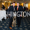 Captain Jason Haag , Axel, Rep. Peter King. Photo by Alfredo Flores. Fifth Annual Memorial Day Kick-Off and Tribute to Veterans and Veterans with Congress. Capitol Hill Club. May 24, 2016