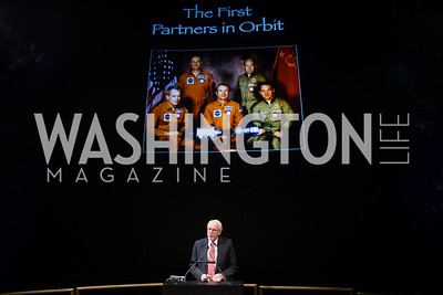 Ambassador John Beyrle. Photo by ImageLink photo.com. Fifth Annual Symposium of The Carmel Institute — U.S., Russia and The International Space Station, Partners in Orbit. Smithsonian's National Air and Space Museum. April 19, 2016.