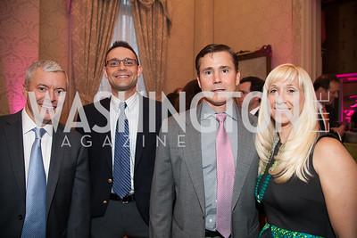 David Leahy, Seth Wetzel, Brad Olander, Jill Olander