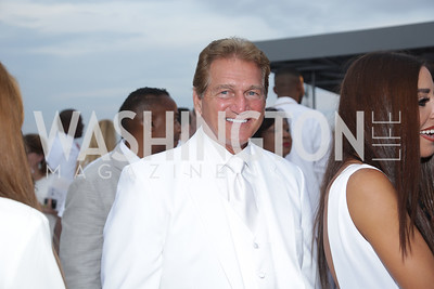 Former Redskin Joe Theismann. Photo by Tony Powell. Fourth Annual All-White Clothing Charity Event. June 2, 2016