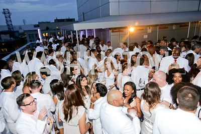 Photo by Tony Powell. Fourth Annual All-White Clothing Charity Event. June 2, 2016
