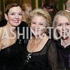 Marie Royce, Mary Mochary, Gilan Tocco Corn. Photo by Tony Powell. Gala to Celebrate the 60th Anniversary of the 1956 Hungarian Revolution. Mellon Auditorium. October 16, 2016