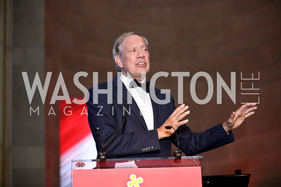 Gov. George Pataki. Photo by Tony Powell. Gala to Celebrate the 60th Anniversary of the 1956 Hungarian Revolution. Mellon Auditorium. October 16, 2016