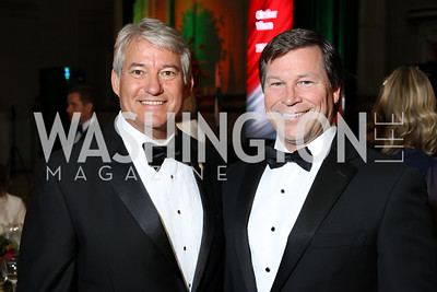 Reps. Dennis Ross and Connie Mack. Photo by Tony Powell. Gala to Celebrate the 60th Anniversary of the 1956 Hungarian Revolution. Mellon Auditorium. October 16, 2016