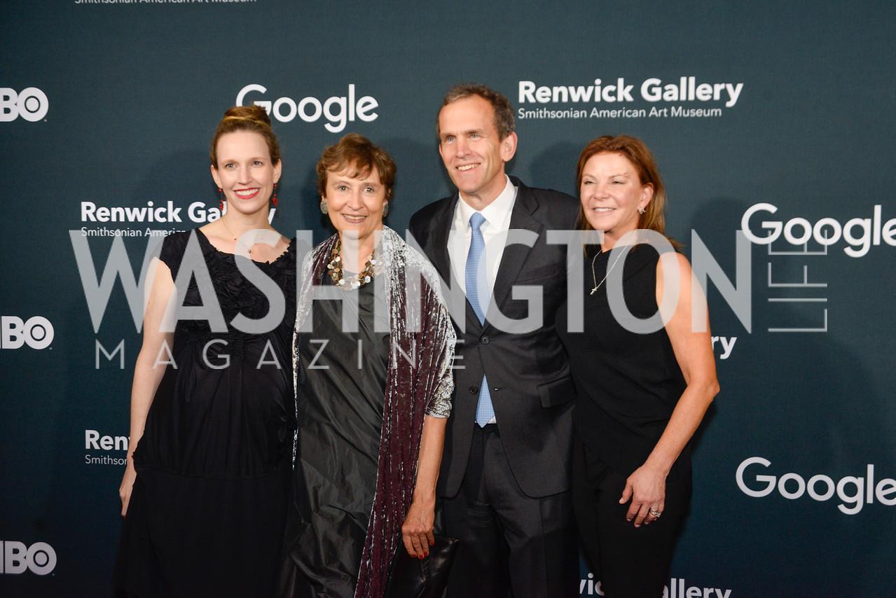 Jessica Powell, Caroline Atkinson, Kent Walker, Susan Molinari