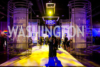 . Photo by Erin Schaff. HRC National Dinner 2016. Convention Center. September 10, 2016.
