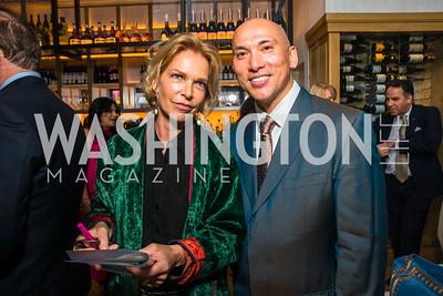 Princess Sophie Habsburg, John Tinpe. Photo by Alfredo Flores. Handbag event with Sophie Habsburg. Fig & Olive. April 6, 2016