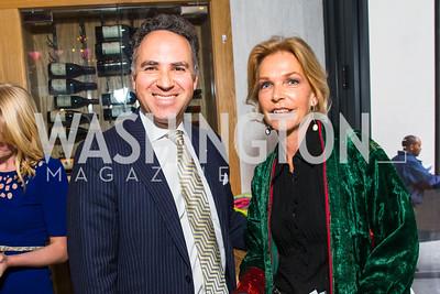 Kip Guen, Princess Sophie Habsburg. Photo by Alfredo Flores. Handbag event with Sophie Habsburg. Fig & Olive. April 6, 2016