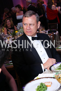 Chief Justice John Roberts. Photo by Tony Powell. IRELAND 100 Opening Performance & Dinner. Kennedy Center. May 17, 2016