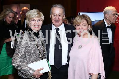 Mickey and Marcy Berra.Photo by Tony Powell. IRELAND 100 Opening Performance & Dinner. Kennedy Center. May 17, 2016