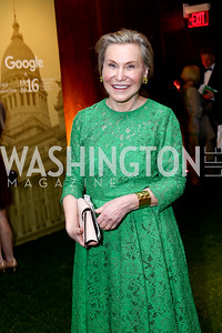 Jeanne Ruesch. Photo by Tony Powell. IRELAND 100 Opening Performance & Dinner. Kennedy Center. May 17, 2016