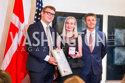 Photo by Alfredo Flores. Innovating Through Business Partnerships 2016 reception. Embassy of Denmark. September 27, 2016