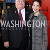 """Rep. Billy Long and daughter Kelle Long. Photo by Tony Powell. """"Jackie"""" DC Premiere Screening. Newseum. December 1, 2016"""