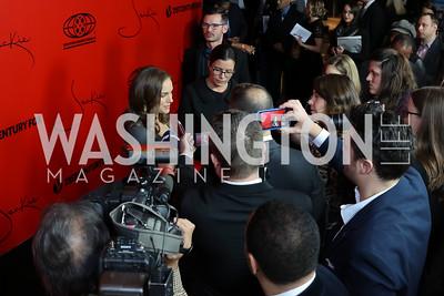 """Natalie Portman. Photo by Tony Powell. """"Jackie"""" DC Premiere Screening. Newseum. December 1, 2016"""