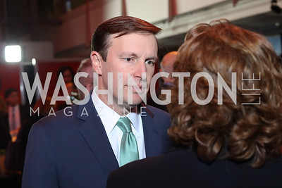 "Sen. Chris Murphy. Photo by Tony Powell. ""Jackie"" DC Premiere Screening. Newseum. December 1, 2016"