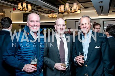 Bob Murphy, Philip Dickinson, Trevor Vietor. Photo by Tony Powell. February 16, 2016