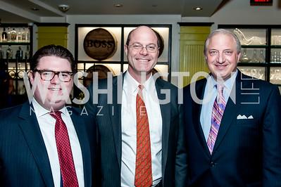 Ned Goodwin, Kurt Richter, Harry Dematatis. Photo by Tony Powell. February 16, 2016