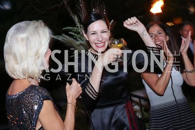 Photo by Tony Powell. Jill Kargman Book Party. Haft Residence. September 15, 2016