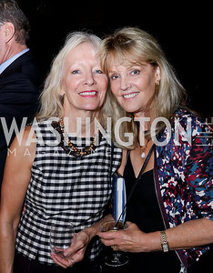 Suzanne Coi, Alison Paley. Photo by Tony Powell. Jill Kargman Book Party. Haft Residence. September 15, 2016