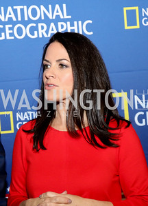 "National Geographic Channel CEO Courteney Monroe. Photo by Tony Powell. ""Killing Reagan"" Premiere Screening. Newseum. October 6, 2016"