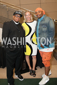 Rev Lenoxx Yearwood, Erin Rogers, Malik Yusef
