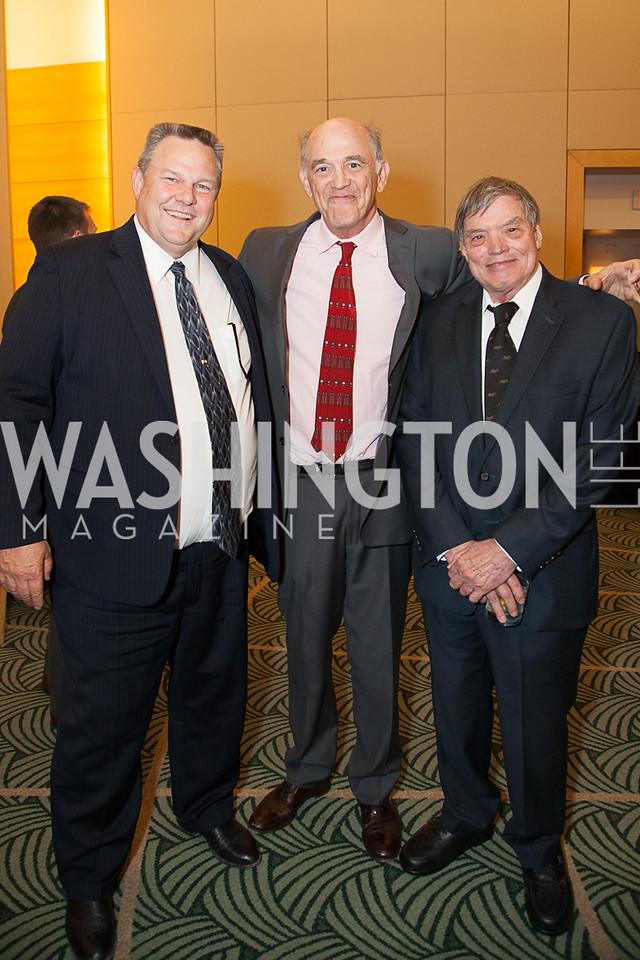 Senator Jon Tester, Rafe Pomerance, Brock Evans