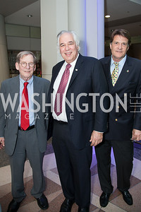 Richard Morningstar, Carl Pechman, Bill Stetson