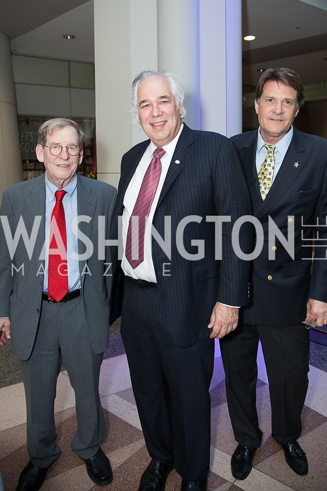 Richard Morningstar, Carl Pechman, Bill Stetson