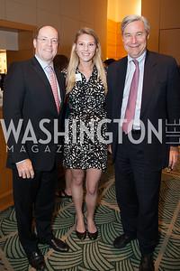 Dennis Kelleher, Sarah Weckerling, Senator Sheldon Whitehouse