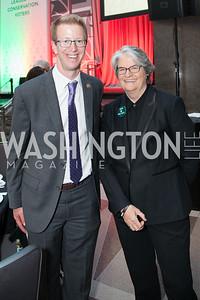 Representative Derek Kilmer, Ellen Ferguson