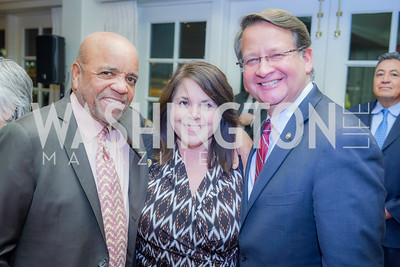 Berry Gordy, Senator Gary Peters, Colleen Peters, Smokey Robinson Honored with Gershwin Award, Library of Congress Dinner, November 15, 2016, photo by Ben Droz,