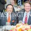 Smokey Robinson, Senator Gary Peters, Smokey Robinson Honored with Gershwin Award, Library of Congress Dinner, November 15, 2016, photo by Ben Droz,