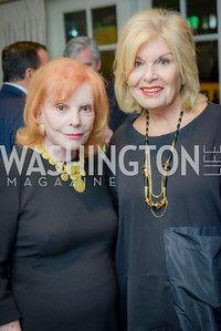 Buffy Cafritz, Patricia Harrison, Smokey Robinson Honored with Gershwin Award, Library of Congress Dinner, November 15, 2016, photo by Ben Droz,
