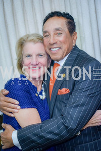 Senator Shelly Moore Capito, Smokey Robinson Honored with Gershwin Award, Library of Congress Dinner, November 15, 2016, photo by Ben Droz,