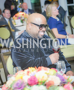 Cee Lo Green, Smokey Robinson Honored with Gershwin Award, Library of Congress Dinner, November 15, 2016, photo by Ben Droz,