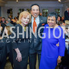 Buffy Cafritz, Smokey Robinson, Dr. Carla Hayden, Smokey Robinson Honored with Gershwin Award, Library of Congress Dinner, November 15, 2016, photo by Ben Droz,