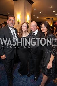 Brian Katz, Joy Gerber, Marc Gerber, Amy Katz