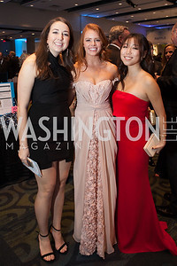 Ellie Johnson, Natalie Johnston, Mimi Shou