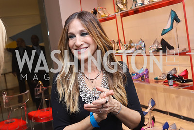 Sarah Jessica Parker. Photo by Tony Powell. MGM National Harbor Grand Opening. December 8, 2016