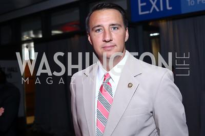 Rep. Ryan Costello. Photo by Tony Powell. MSNBC 20th Anniversary. Newseum. June 14, 2016