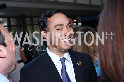 Rep. Joaquin Castro. Photo by Tony Powell. MSNBC 20th Anniversary. Newseum. June 14, 2016