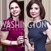 Ludmila Cafritz, Marianna Gray. Photo by Tony Powell. Philippe Auguin Birthday Party. Residence of France. February 18, 2016